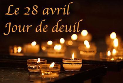 jour de deuil